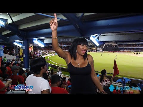 Trinbago Knight Riders Vs St Kitts and Nevis Patriots (Fans Edition)
