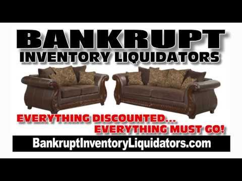 Bankrupt Inventory Liquidators - Going Out of Business!