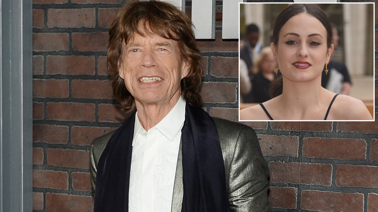 Rolling Stones' Mick Jagger Welcomes His 8th Child At Age 73