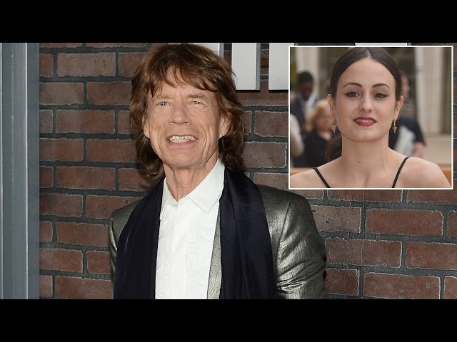 Rolling Stones\' Mick Jagger Welcomes His 8th Child At Age 73