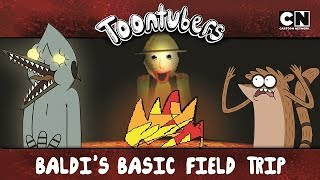 A LENDA DO ACAMPAMENTO BOCA MURCHA! | ToonTubers | Cartoon Network