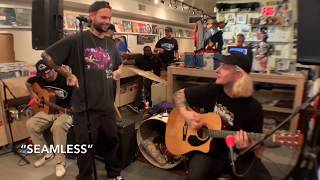 Higher Power - Seamless (acoustic) live at Joint Custody