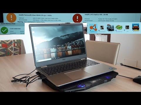 DELL Inspiron 3502 Game test Intel Pentium Silver N5030, Intel UHD 605