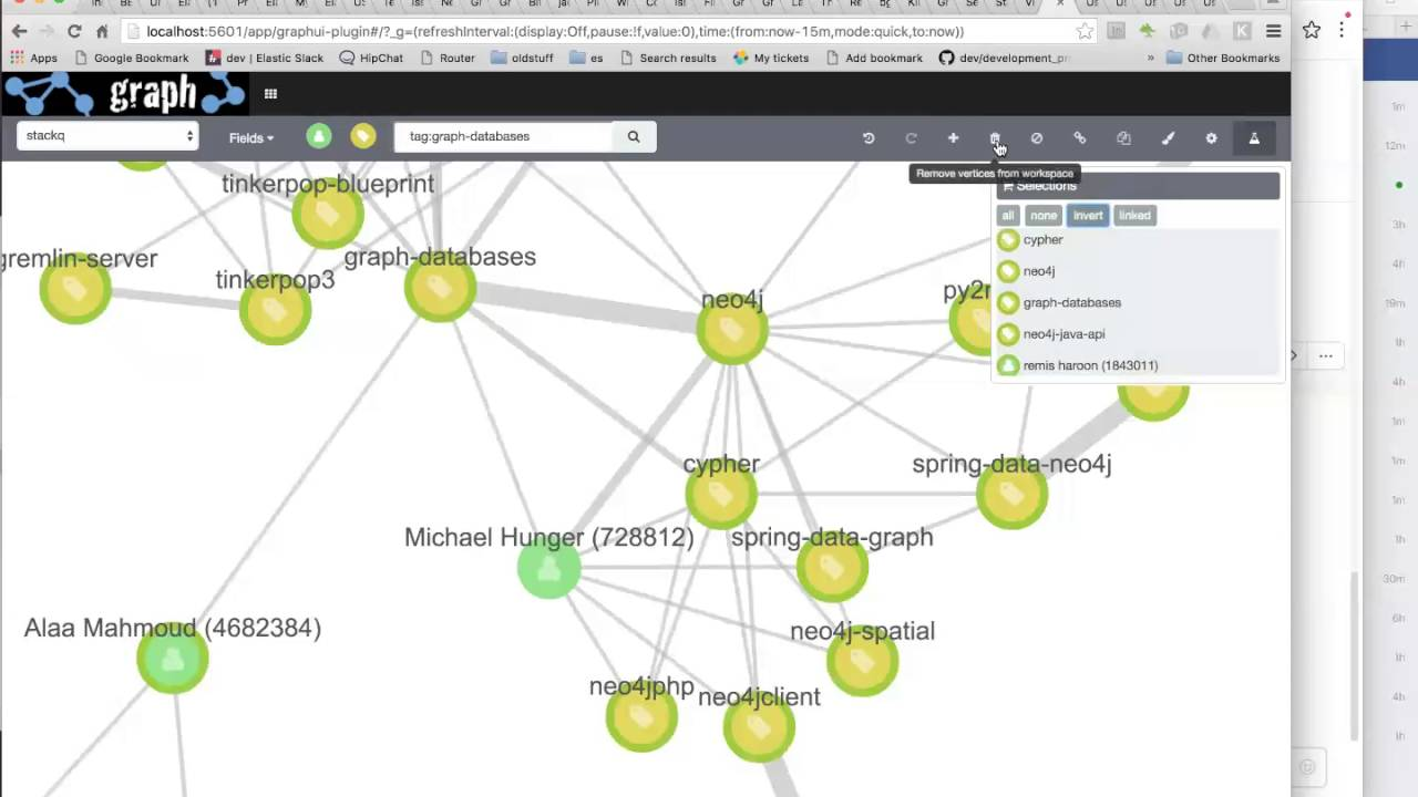 Elastic graph on graph youtube elastic graph on graph malvernweather Gallery