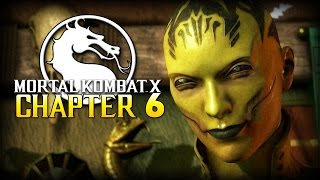 Mortal Kombat X Let