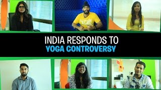 India Responds to Yoga Controversy