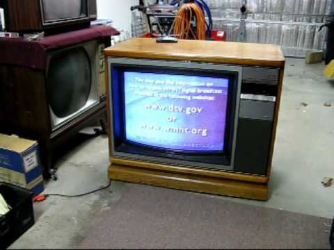 WMHT TV Schenectady NY end of analog tranmission