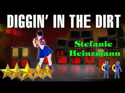 Diggin' In The Dirt -  Stefanie Heinzmann | Just Dance 4 | Best Dance Music