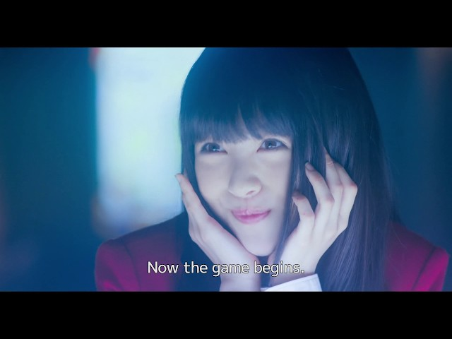 KAKEGURUI Trailer English Subtitled