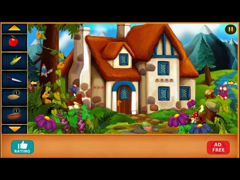 Escape Game Cartoon Village walkthrough FEG    YouTube Escape Game Cartoon Village walkthrough FEG