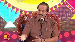 புத்தாண்டு தின சிறப்பு பட்டிமன்றம் | New Year Special | Dindigul.I.Leoni | Kalaignar TV