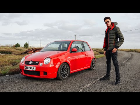 160BHP VW Lupo GTI TRACK WEAPON