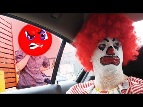 RONALD DRIVE THROUGH REJECTION