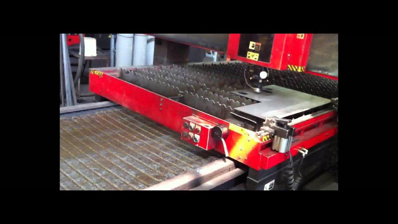 amada laser cutting machine for sale