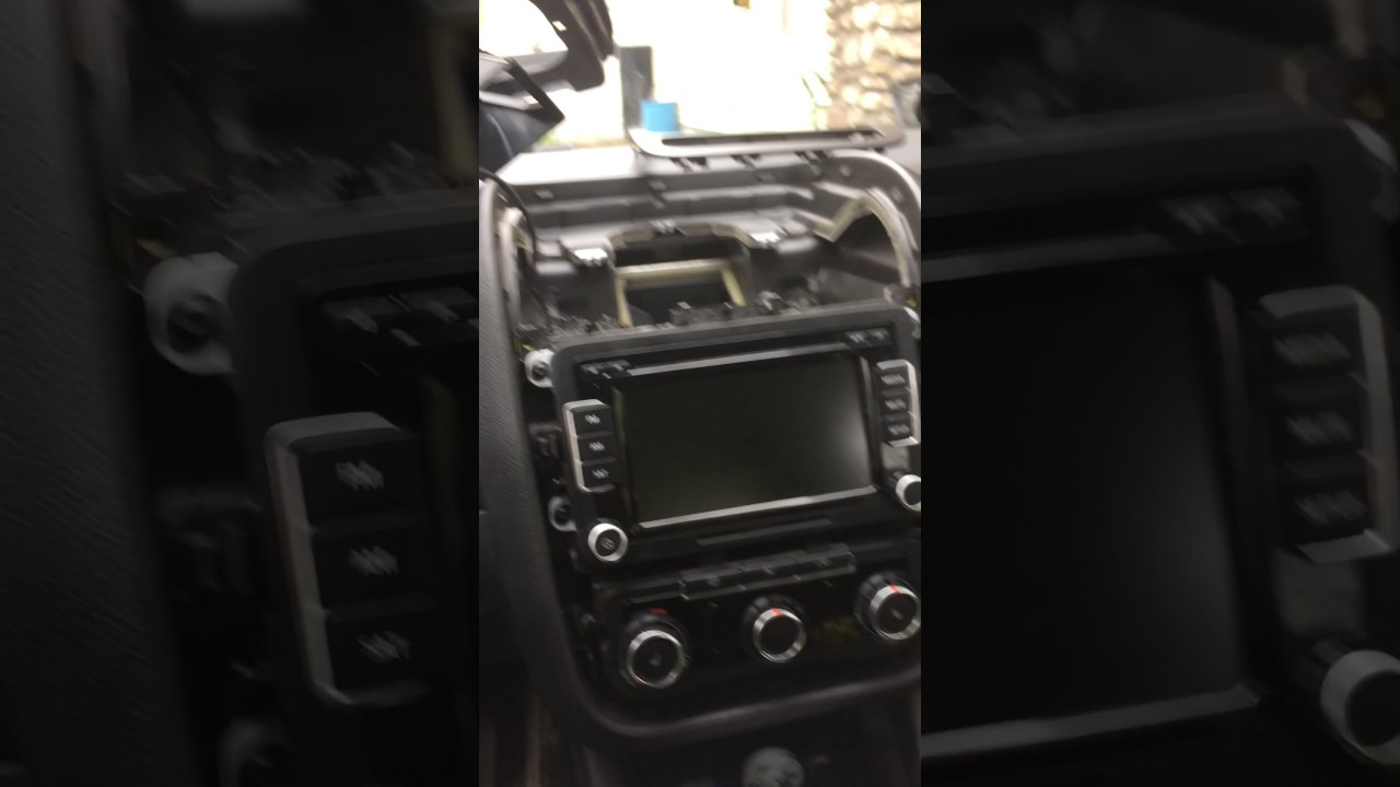 how to remove a radio from a 2010 vw jetta check radio fuse [ 1280 x 720 Pixel ]
