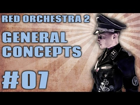 Red Orchestra 2 Tips & Tricks Episode 7 - General Map Tips and Key Buildings/Spots
