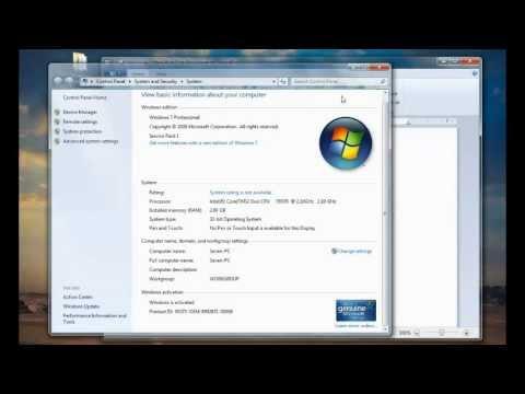 Windows 7 Crack Loader v.2.2.2 Activation by DAZ April 2013 checked