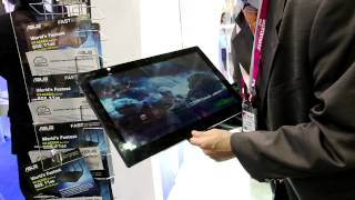ASUS Transformer AIO Hands on & First Look - COMPUTEX 2012