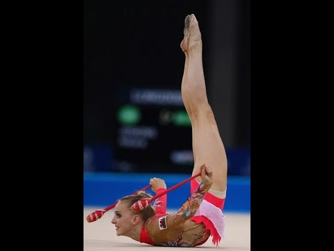 Commonwealth games Glasgow 2014, clubs routine