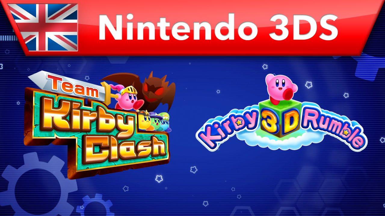 Kirby: Planet Robobot - Team Kirby Clash \u0026amp; Kirby 3D Rumble ...
