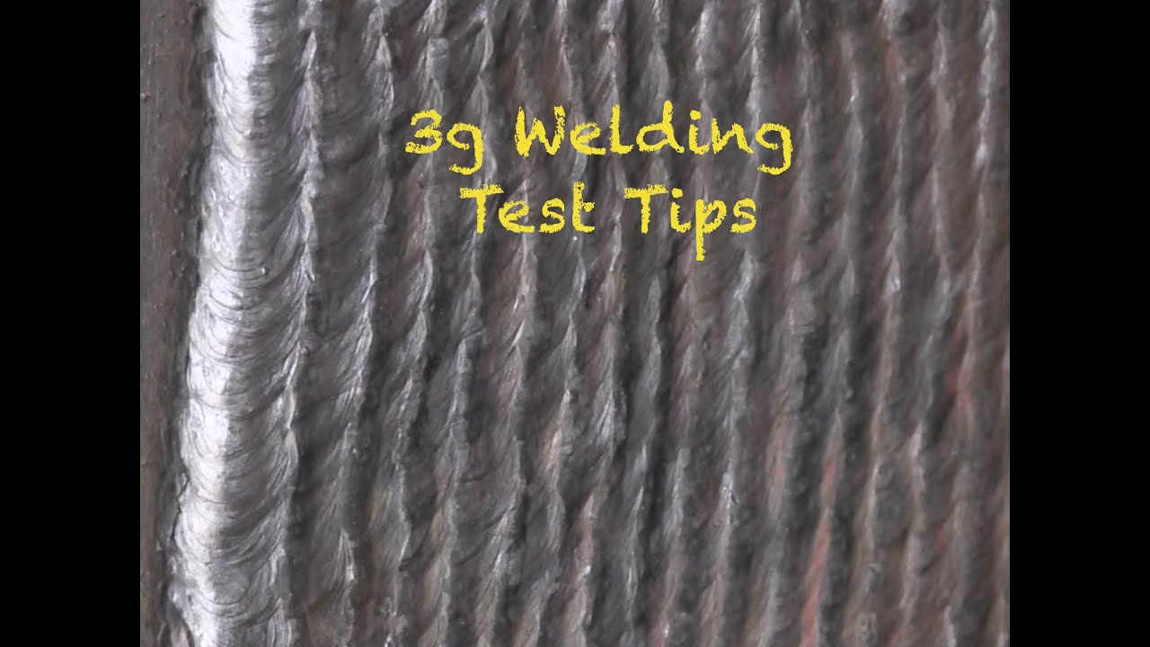 Stick Welding Tips Vertical 7018 Youtube