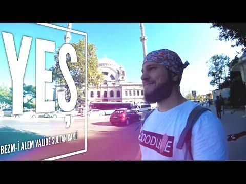 YEŞ - Bezm-i Alem Valide Sultan Camii | Rap Music Video