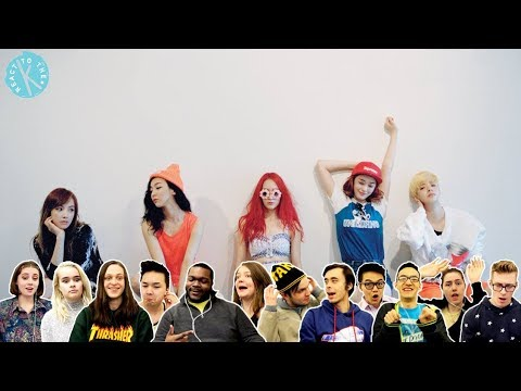 Classical Musicians React: F(x) 'Toy' vs 'Spit It Out'