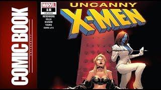 Uncanny X-men #18 | Comic Book University