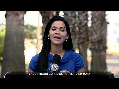 JMD (11/06/18) - Encontrado Corpo De Porteiro Desaparecido