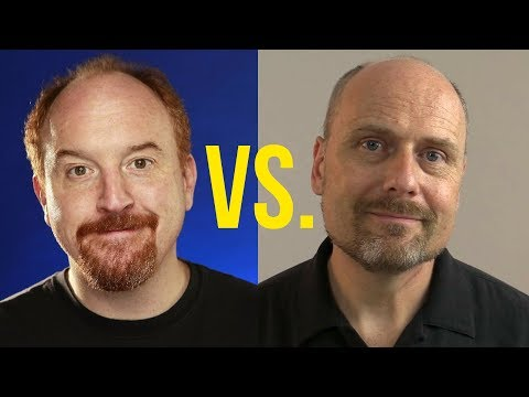 Louis C. K. Vs. Stefan Molyneux: The Noble Savage
