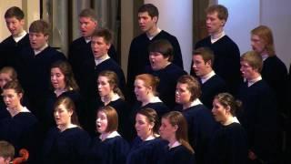 Concordia Choir: Ave Verum Corpus