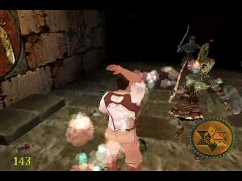 Download The Mummy (PC) Level 6 River of Blood part 1/2