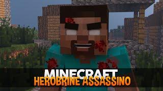 Minecraft: O Herobrine Assassino! (Corações do Herobrine)