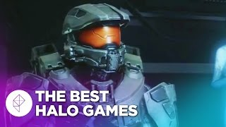 Looking Back on the Best Halo Games