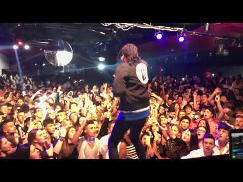 Ghali - Dende live @ Setai Club - 22 Dicembre 2016