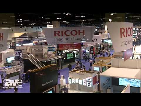 InfoComm 2015: Joel Rollins Gives a View of the InfoComm 2015 Floor