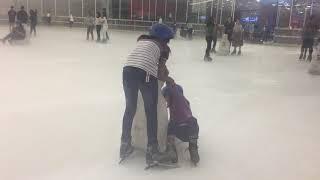 Ice Skating Mega Mall
