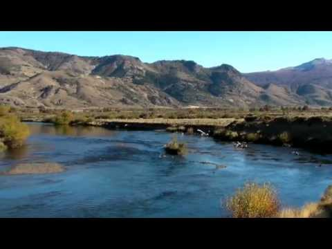 Fly fishing in Patagonia Argentina VIDEO2014 INTRO part 1 by Pablo Zaleski