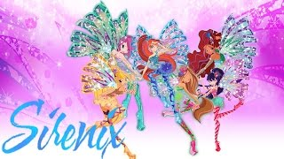 Winx Club~ Sirenix (Lyrics)