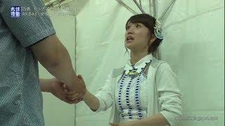【放送事故】 AKB48 握手会にヤバいオタク 「優子は俺が一生幸せにする」 大島優子キレる Landscape of handshake meeting thumbnail