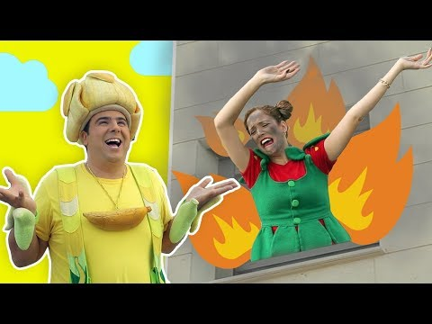 فوزي موزي وتوتي – البيت يحترق –The house is on fire thumbnail