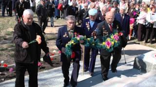 Празднование 9 Мая в Каргополе Архангельской области