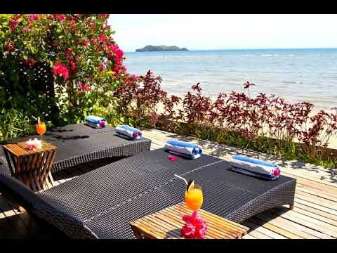 Luxury Sakina Villa - Beachfront - Nosy-Be - Madagascar