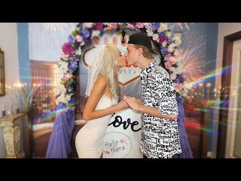 We Got Married In Vegas...
