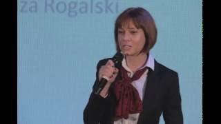 Creativity for Human Rights | Eliza Rogalski | TEDxCaleaVictorieiED
