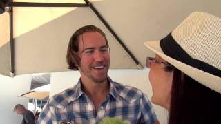 """Wes Ramsey """"Deliverance Creek"""" interview at WOW! Creations Gifting Suite Thumbnail"""