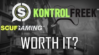 Are KontrolFreeks and Scuf Controllers worth it?