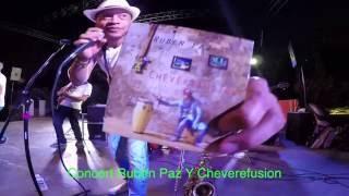 Ruben Paz y Cheverefusion aux Prairies de la mer . Port Grimaud
