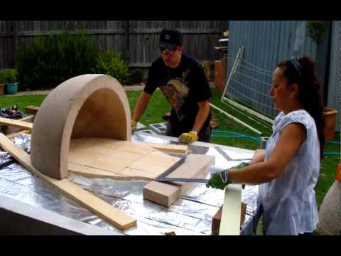 How To Build Your Own Pizza Oven.   YouTube