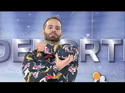 +DEPORTE EN CASA Streching  con Xavi Aniés 29/03/2020